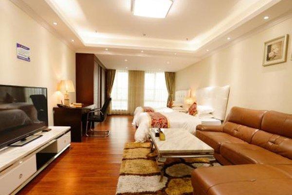 Guangzhou Boman Apartment Zhengjia Huanshi Branch - 7