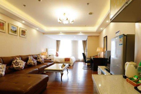 Guangzhou Boman Apartment Zhengjia Huanshi Branch - 8