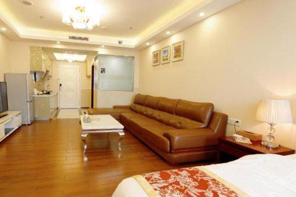 Guangzhou Boman Apartment Zhengjia Huanshi Branch - 9