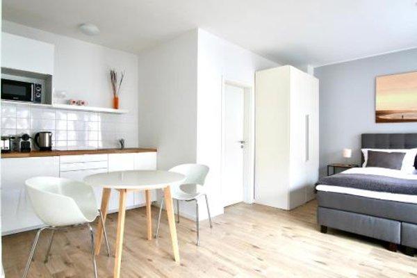 Arthouse Apartments - фото 15
