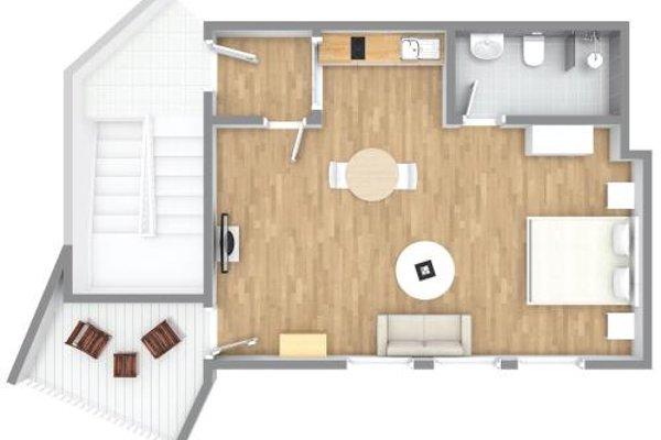 Arthouse Apartments - фото 19