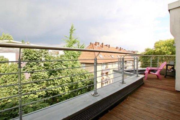 Arthouse Apartments - фото 21