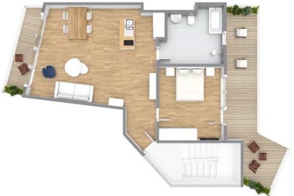Arthouse Apartments - фото 23