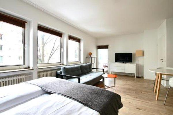 Arthouse Apartments - фото 3