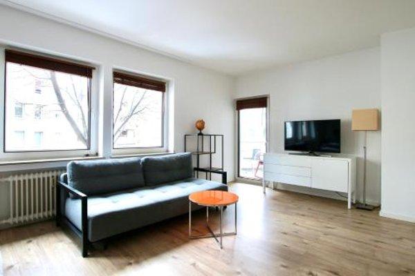 Arthouse Apartments - фото 7