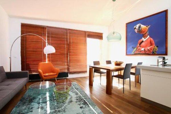 Arthouse Apartments - фото 8