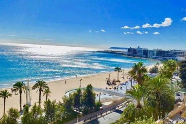 Apartamento Deluxe Playa Alicante - фото 15