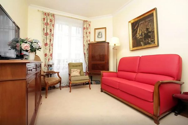 2 rooms - next to the Eiffel tower - Trocadero - 3