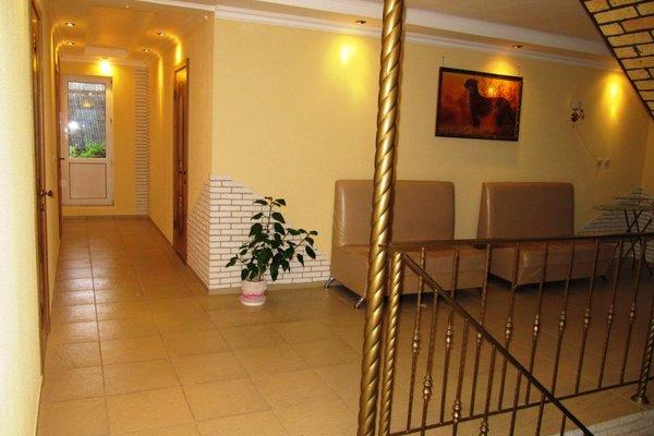 Отель Восторг - фото 21