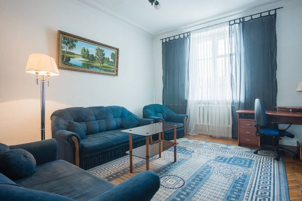 Gostiminsk Apartment on Nezavisimosti 23 - фото 11