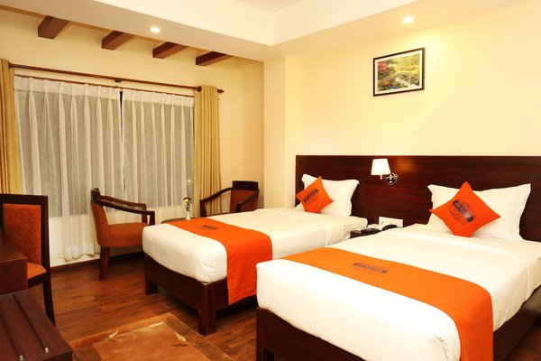 Hotel Jay Suites - фото 50