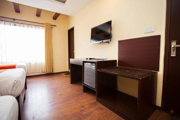 Hotel Jay Suites - фото 16