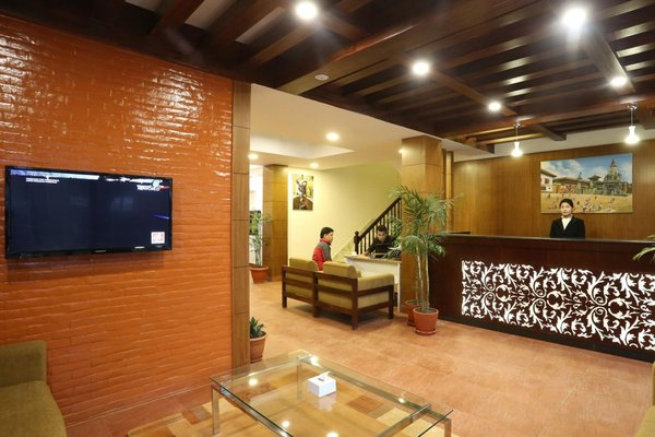 Hotel Jay Suites - фото 18