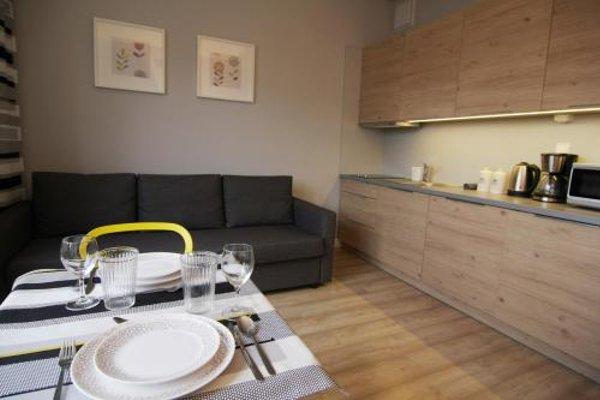 Apartment Gray For 2 Krakow - 12