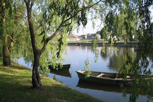 Pokoje i domki nad Kanalem Bystrym - фото 21