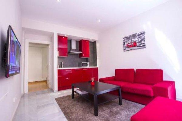 Apartamentos Malaga Merced - фото 54