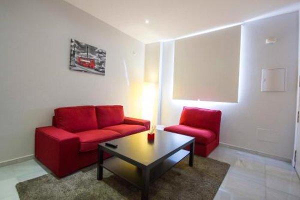 Apartamentos Malaga Merced - фото 55