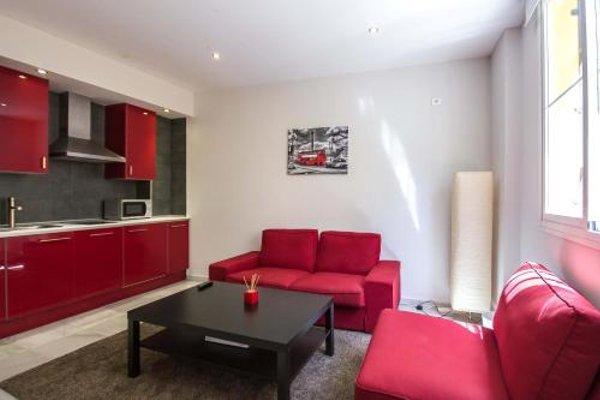 Apartamentos Malaga Merced - фото 56