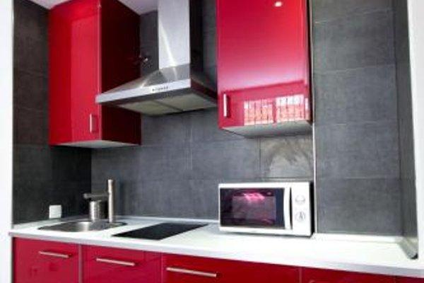 Apartamentos Malaga Merced - фото 57