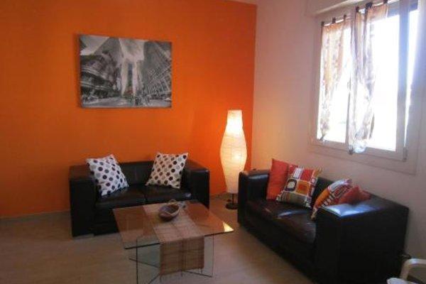 Basculla Apartments - фото 4
