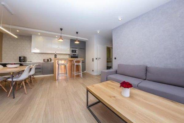 LoveSopot Luxury Terrace Apartment - 15