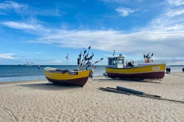 LoveSopot Luxury Terrace Apartment - 4