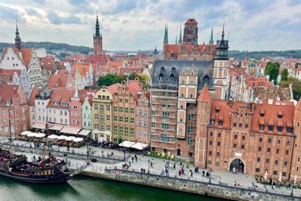 LoveSopot Luxury Terrace Apartment - 8