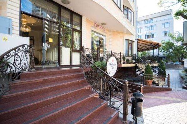 Апарт-отель Черноморская - фото 12