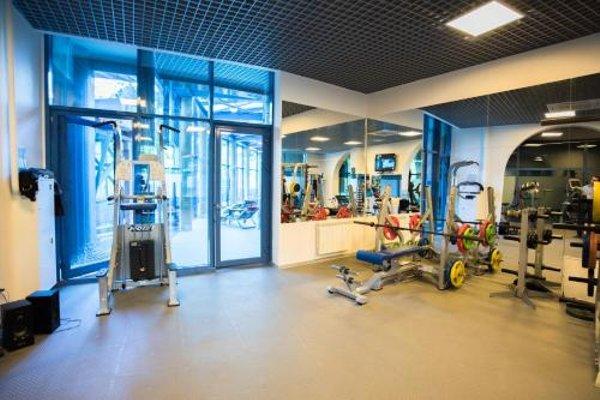 Апарт-отель Черноморская - фото 19