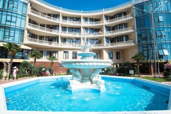 Апарт-отель Черноморская - фото 22