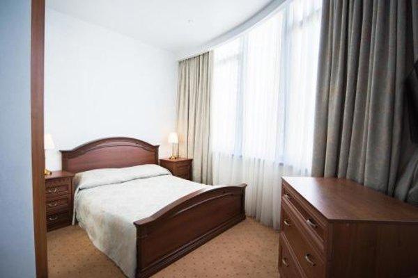 Апарт-отель Черноморская - фото 4