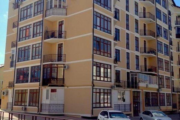 Orange apartments - 13