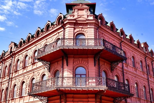 Гостиница «Астраханская» - фото 21