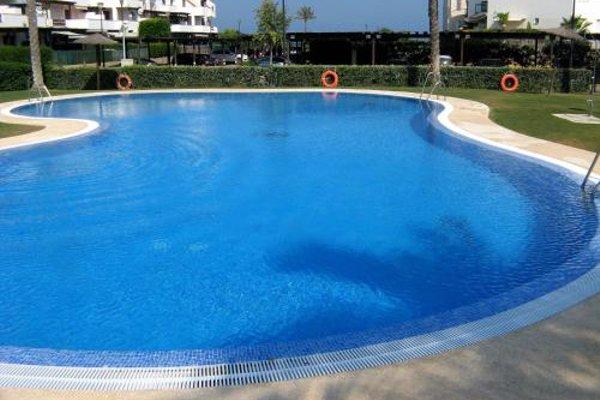 Apartamento VenAVera Playa JARDINES N2-1D - 16