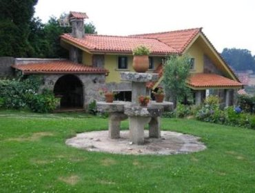 Guesthouse House in Bueu Pontevedra 100075