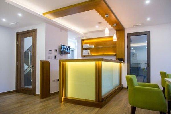 Boutique Hotel Arka - фото 14