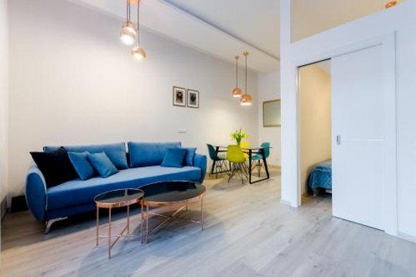 Central Krak Apartments - фото 12