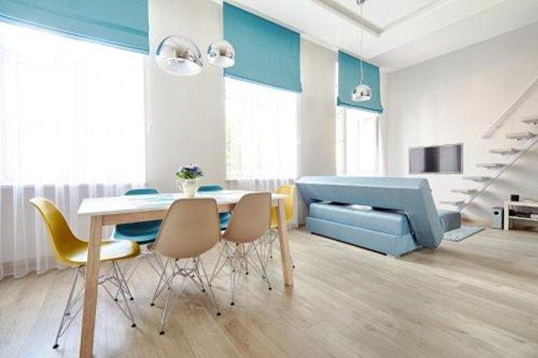 Central Krak Apartments - фото 22