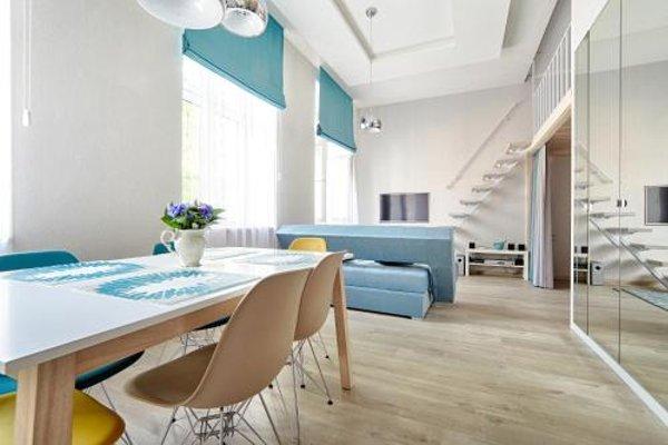 Central Krak Apartments - фото 5