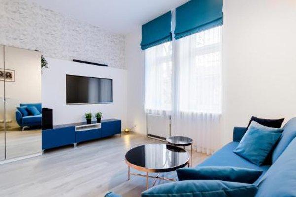 Central Krak Apartments - фото 9