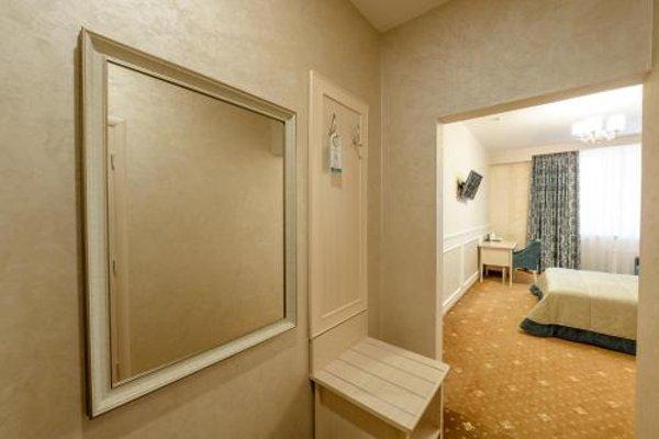 Отель «Аквамарин» - 11