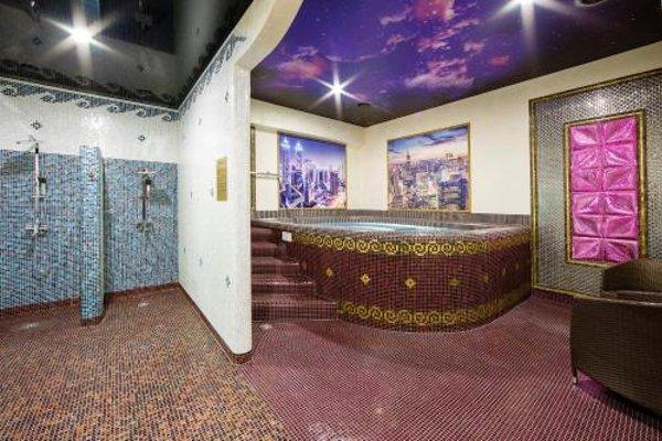 Отель «Аквамарин» - 16