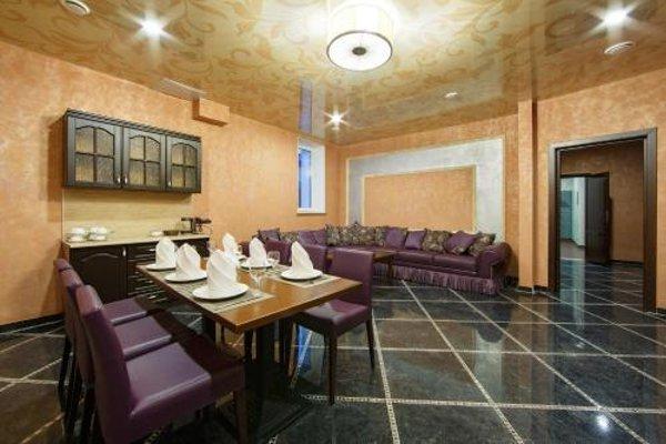 Отель «Аквамарин» - 19