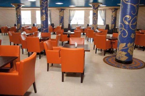 Отель «Аквамарин» - 20