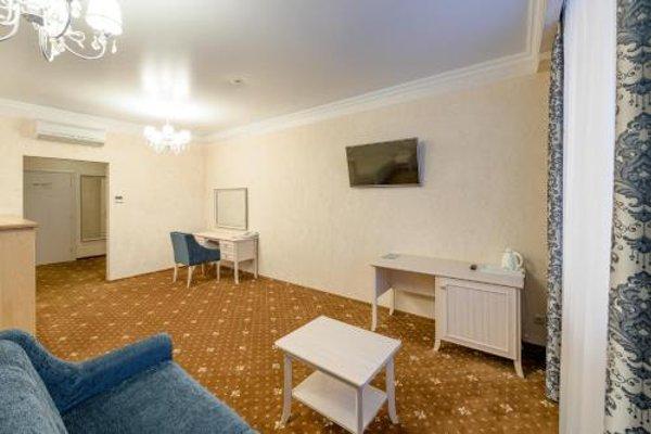 Отель «Аквамарин» - 6