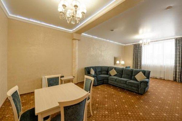 Отель «Аквамарин» - 8