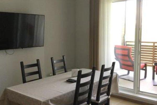Apartments on Parysnaya - 11