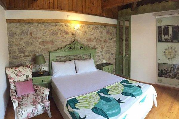 Dalyan Butik Otel Hayat Bahcesi - 11