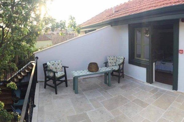 Dalyan Butik Otel Hayat Bahcesi - 12
