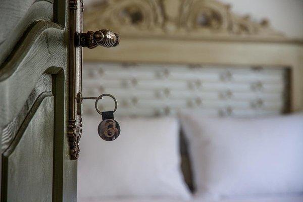 Dalyan Butik Otel Hayat Bahcesi - 3